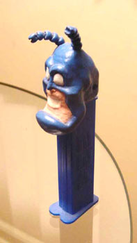 Tick Pez Dispenser